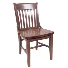 Library Side Chair at FashionSeating.com