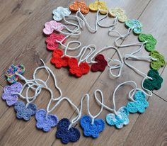 Sweet Butterfly by Lilyheart Designs free pattern