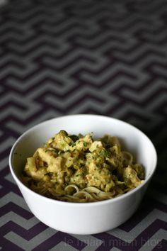 wok of chicken curry