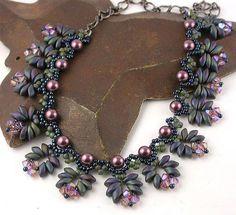 Magical Magatama class sample necklace