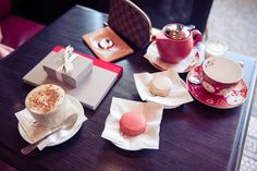 Belle Epouque Brisbane #emporiumhotel #macarons #tea #coffee #brisbane