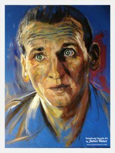James Hance painting of Nine