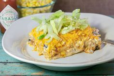 Skinny Mexican Tortilla Casserole | Skinny Mom | Where Moms Get The Skinny On Healthy Living