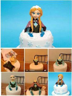 Anna Cake How To