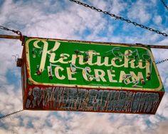 Kentucky Ice Cream