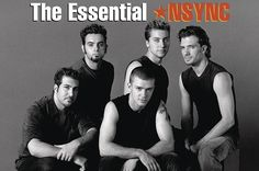 The Essential 'N Sync/'N Sync http://encore.greenvillelibrary.org/iii/encore/record/C__Rb1376572