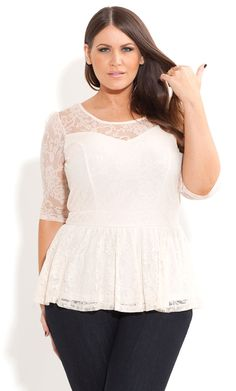 Plus Size Beauty Tunics
