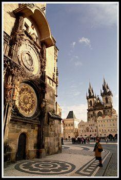 L'orologio astronomi