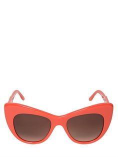 Retro cat eye sunglasses / stella mccartney