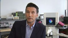 Billy Baldwin in town supporting new breast cancer screening method