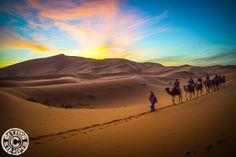 Sahara desert in Mor