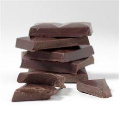 $29.04 Soy Free Dark Chocolate - 85% with Sea Salt - box of 6