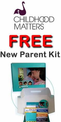 Get a #FREE #NewParent #Kit! #freebie #parents #baby #kids #mother #father