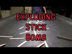 How to Make an Exploding Stick Bomb! (Cobra)