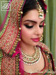 Bridal Makeup and Hairstyles on Pinterest 106 Pins