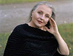 Hanna Schygulla...German actress. Any production she is in is outstanding