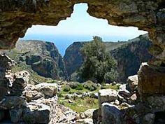 The Aradena Gorge - Sfakia-Crete (see www.sfakia-crete.com) kriti kreta, krhth kriti, god natur, aradena gorg, beauti pic