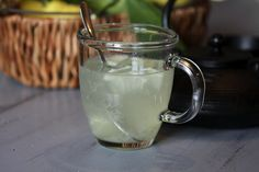 Rawloulou's Healthy Immune Booster - Lemon, Ginger and Honey mix | Raw Loulou