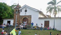 Iglesia de San Antonio -Cali  - Colombia