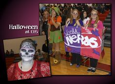 Nerds!Halloween costumes