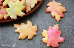 Leaf-shaped sugar co