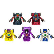 Walmart: Transformers Bot Shots Battle Game Stunticons 5-Pack $19.99