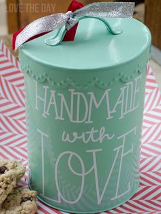 Christmas Neighbor Gift Idea by Love The Day & @Carla Costephens Plus World Market