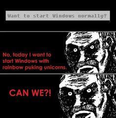 Windows - can we?