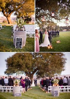 AN INTERTWINED EVENT: CANDLELIT #CALIFORNIA #VINEYARD #WEDDING