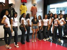 Bobby V at Boulevard Mall with HB Models representing Billie Jeanz