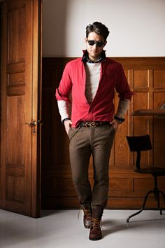 Gant by Michael Bastian | Fall 2013 Menswear