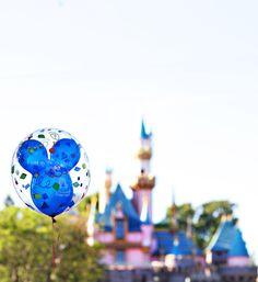 Disneyland // Sleeping Beauty Castle