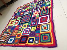 Project Gallery for Babette blanket