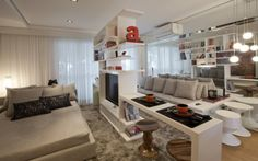 Sala pequena #assimeugosto #decor #interiores #decoração #homedecor  #lifestyle #inspiração #arquiteturadeinteriores #decorblog #decoration