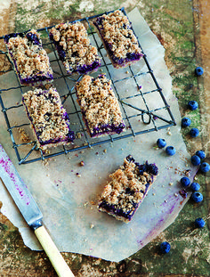 Get the recipe for these blueberry breakfast bars here: http://www.womenshealthmag.com/nutrition/whole-grain-recipes?fullpage=1?cm_mmc=Pinterest-_-womenshealth-_-content-food-_-wholegrainbreakfastrecipes