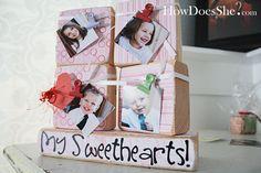 2x4 Kid Display Blocks #2x4crafts #kidphotos #howdoesshe #gift howdoesshe.com