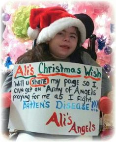 Please keep this little girl in your prayers! #Ali'sAngels