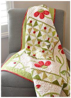 <3 Jill Lily quilt patterns