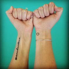 Soul sister tattoo