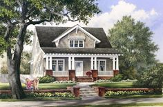 Oh, yes ... love craftsman style!