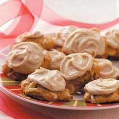 White Chocolate Pumpkin Dreams Recipe from Taste of Home