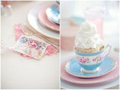 Teacups and pretties