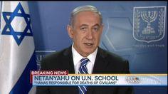 Bibi slaps down NBC swinebag David Gregory over claim that Israel targeted a UN school  http://baystateconservativenews.com SUBSCRIBE - http://www.reddit.com/r/MAConservative/ FOLLOW - http://www.twitter.com/Sunking278/ LIKE - https://www.facebook.com/pages/Bay-State-Conservative-News/232712126794242 PIN - http://www.pinterest.com/KingArthur278/politics-conservatism-2014/