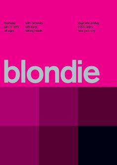 blondie at cbgb, 1975