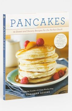 'Pancakes' Cookbook http://rstyle.me/n/dk2svpdpe