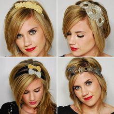 <3 headbands!