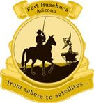 Fort Huachuca, AZ US Army Intelligence Center: becoming more and more important to our nations defense just the way it was over 125 years ago! From sabres to satellites!