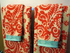 Amy Butler Bath & Hand Towels- Bed Bath & Beyond
