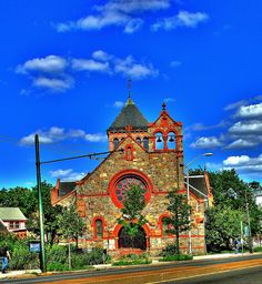 St. James Episcopal Church, Porter Square.