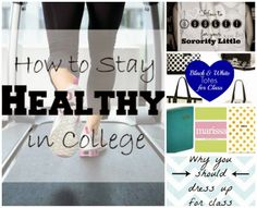 This blog has so much great advice for college and sorority girls! Check it out!!!